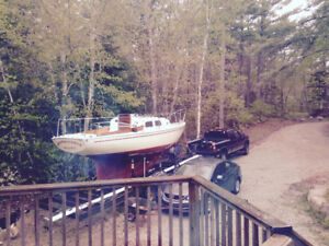 26' Sailboat for Sale