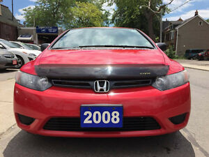 2008 Honda Civic DX-G Coupe (2 door)