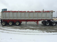 1993 COBRA END-DUMP TRAILER IN EXCELLENT SHAPE