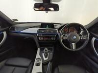 2017 67 BMW 320D M-SPORT AUTO SAT NAV PARKING SENSORS 1 OWNER SERVICE HISTORY