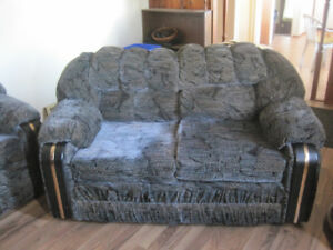 Couch and Loveseat for sale.