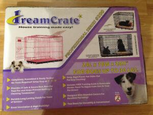 Cage pour chien/chat
