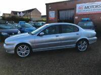 2006(56) Jaguar X-TYPE 2.5 V6 auto Sport, AWD, Silver, **ANY PX WELCOME**