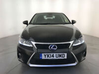 2014 LEXUS CT 200H ADVANCE HYBRID AUTOMATIC 1 OWNER SERVICE HISTORY FINANCE PX