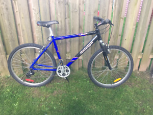 Raleigh Tarantula mountain bike