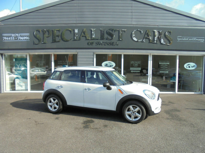 Mini Mini Countryman 1.6 ( Salt ) One