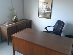 Office furniture, desk