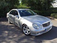 2005 Mercedes E320 Cdi Avantgarde Automatic • Full Service History