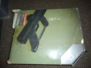 paintball gear and paintball marker