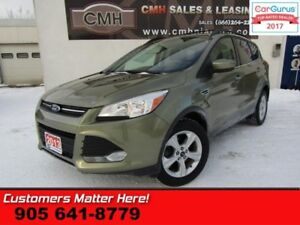 2013 Ford Escape SE  NAVI, HEATED SEATS, BLUETOOTH, ALLOYS, SIRI