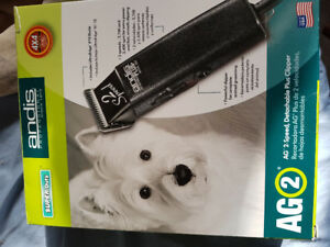 Andis super duty ones dog grooming clippers brand new condition
