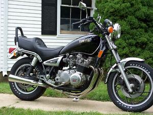 Yamaha XS1100 Project Café Racer