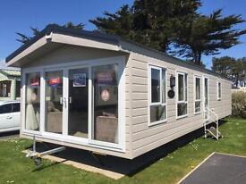 Static Caravan Dymchurch Kent 3 Bedrooms 8 Berth Delta Cambridge 2017 New Beach