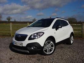 2015/65 Vauxhall/Opel Mokka 1.4i 16v Turbo ( 140ps ) ( s/s ) Limited Edition