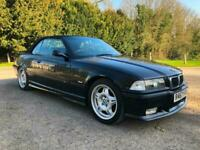 1997 E36 BMW M3 3.2i Evolution Convertible - Cosmos Black, used for sale  Gloucester, Gloucestershire