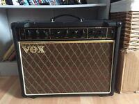 Vox VR30 valve reactor guitar amp amplifier