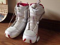 Salomon Pearl snowboard boots size 6.5