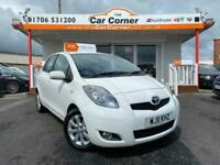 2011 Toyota Yaris VVT-I T SPIRIT used cars Rochdale, Greater Manchester Hatchbac