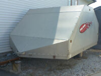 Gull-Wing double Snowmobile Trailer