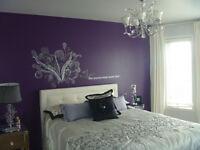 Belle grande chambre à louer tout inclus Laval St-Francois