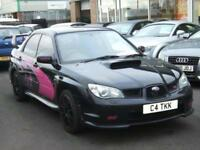 2006 Subaru Impreza 2.5 WRX STi Type UK 4dr 4 door Saloon