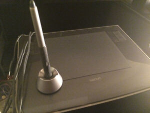 Wacom Intuos 3 6x8 Tablet + Pen