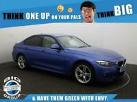 2015 BMW 3 Series 320D XDRIVE M SPORT Auto Saloon Diesel Automatic