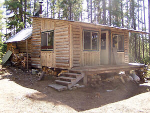 Camp de chasse et pêche / Fishing and hunting cabin