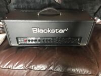 Blackstar HT-100 Head plus foot switch