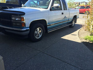 Chev truck C/K 1500 pick up