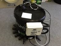Hydroponic equipment IWS Pro Brain Bucket -like new
