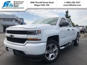 "2017 Chevrolet Silverado 1500 Custom  5.3L,X4X,20""ALLOYS,TRAILER"