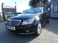 2009 Mercedes-Benz C Class C200 CDI Elegance 4dr Auto CLICK AND COLLECT/DELIVERY