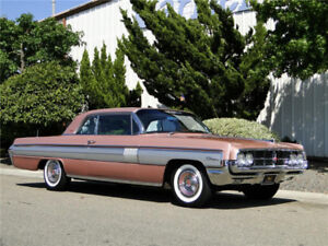 PROJECT - 1962 OLDSMOBILE  STARFIRE -    * SOLD P/P *