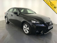 2014 LEXUS IS 300H SE HYBRID AUTOMATIC 1 OWNER SERVICE HISTORY FINANCE PX