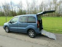 2017 Citroen Berlingo Multispace 1.6 Hdi WHEELCHAIR ACCESSIBLE DISABLED VEHICLE