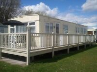 3 bedroom caravan hire Golden palm Chapel st Leonards