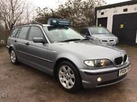2004 BMW 320 2.0d SE Touring Diesel Estate