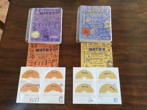 Teaching Textbooks Math Gr 6 & Gr 7