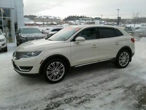 2016 Lincoln MKX MKX