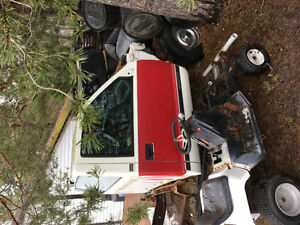 1995 Chevy truck cab