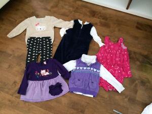 vêtements 12-18 mois