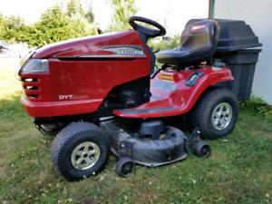 Tracteur a gazon craftsman 42po 22HP