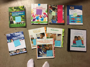2ND YEAR ECE TEXTBOOK LOT
