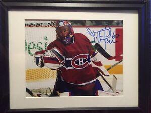 Montreal Canadians Jose Theodore signed pics  Kingston Kingston Area image 6