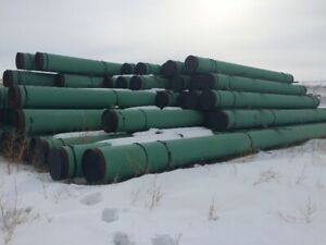 24 inch Steel Pipe, Piling, Culvert, Flumes