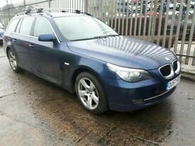 FOR PARTS --> BMW 5 SERIES 520D SE TOURING -> BRAKING FOR PARTS ## CAR REFERENCE #OU57