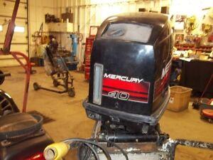 1989 mercury 40 hp