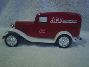 Collectable Antique – Ace Hardware Die Cast 1932 Ford