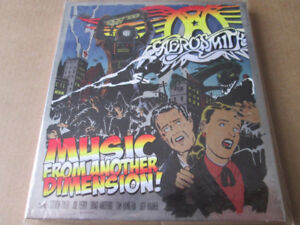 Aerosmith: Music From Another Dimension (2 CD/1 DVD) Set